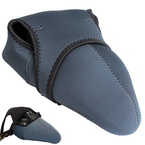 Neoprene Protector Camera Cover Case Bag for Camera DSLR Pentax Fuji Olympus Sony