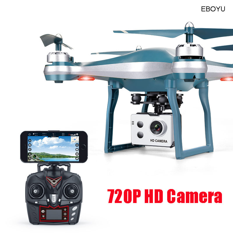 XKY K10 GPS Drone WiFi FPV Drone with Adjustable HD ESC Camera Wide Angle + Altitude Hold RC Quadcopter Drone -20min Flight Time