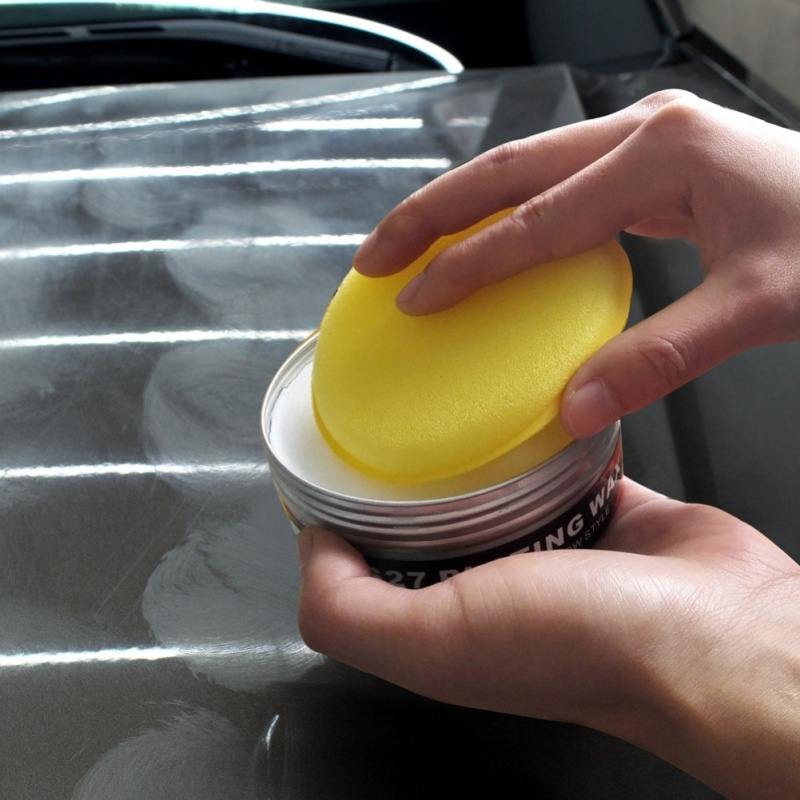 Car Polishing Paste Car Wax Scratch Repair Agent Painting Glass Painting Care Hard Wax Coating Waterproof Wax