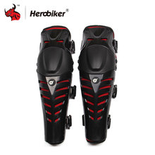 HEROBIKER Motorcycle Riding Knee Pads Motorsiklet Dizlik Motorcycle Knee Protector Motocross Off-Road Racing Knee Protector