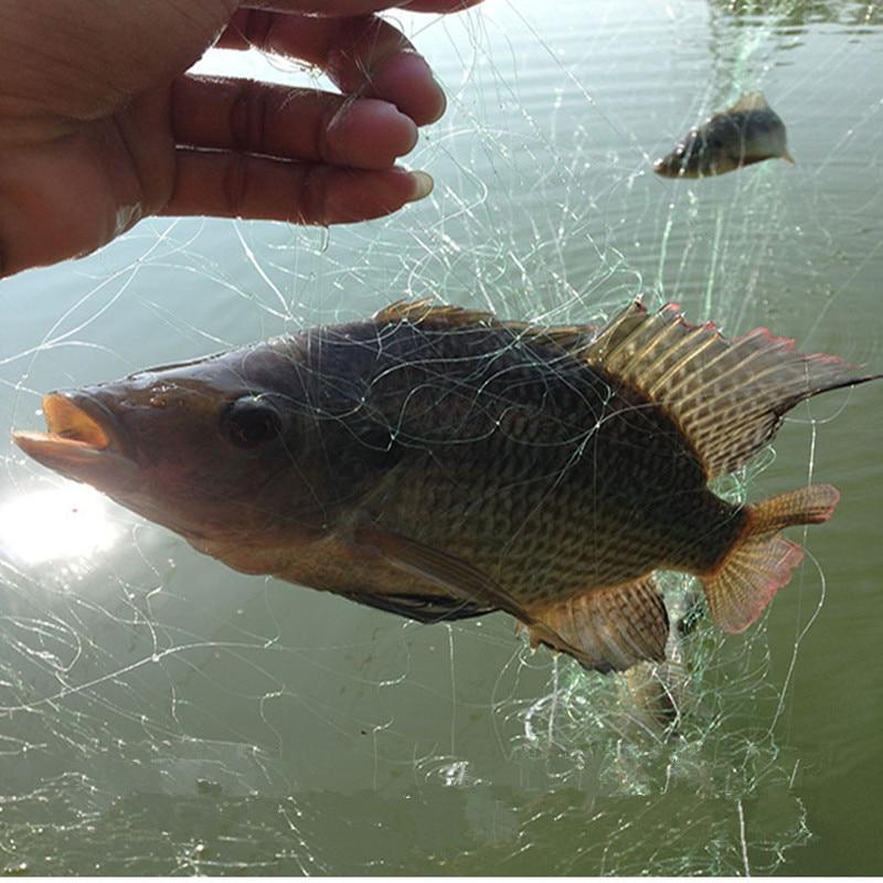 pesca armadilha para peixes float filet de 05
