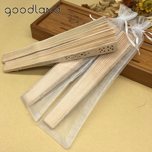 Image 4 - Free shipping,Hot selling 100 pcs/lot Printed Personalized Folding Wooden Carved Hand Fan wedding Invitations Party favors