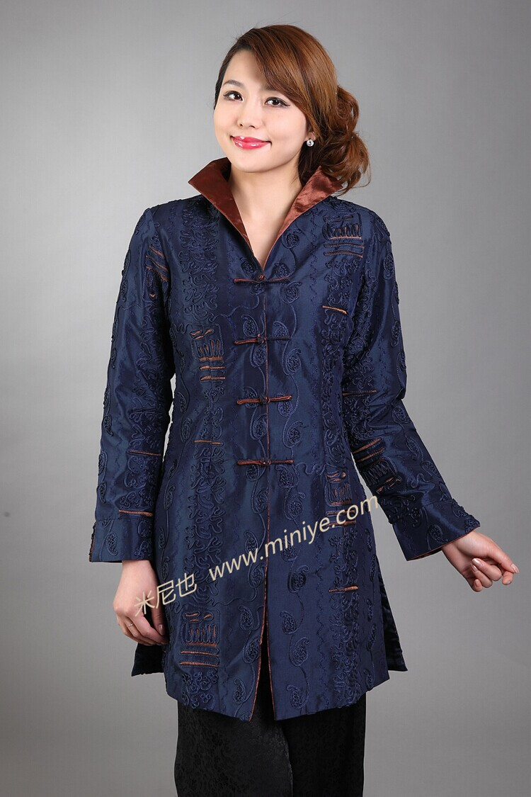Online Get Cheap Womens Navy Blue Jacket -Aliexpress.com | Alibaba