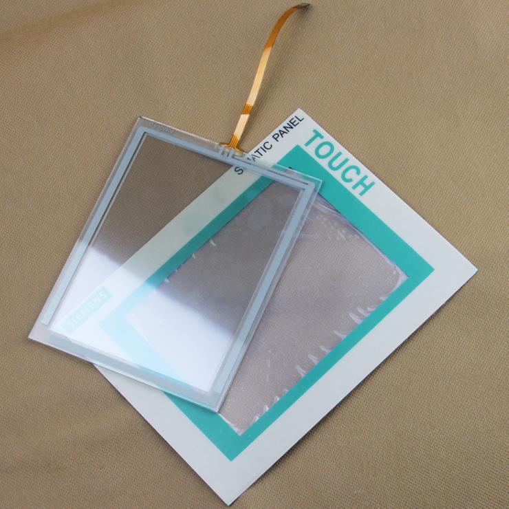 NEW SIEMENS TP270-6 6AV6545-0CA10-0AX0 LCD TOUCH SCREEN GLASS