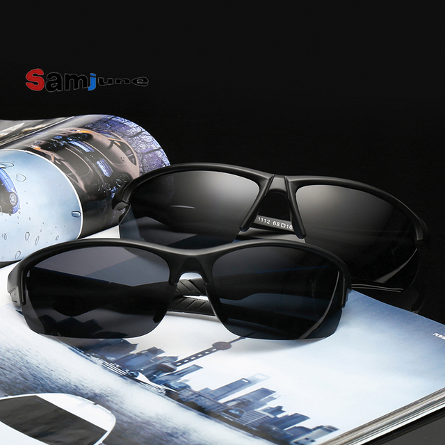 4ad0e6707 Polarized Sunglasses Polaroid Sport fishing Driving sun glasses Goggles  UV400 sunglasses for men women Eyewear De