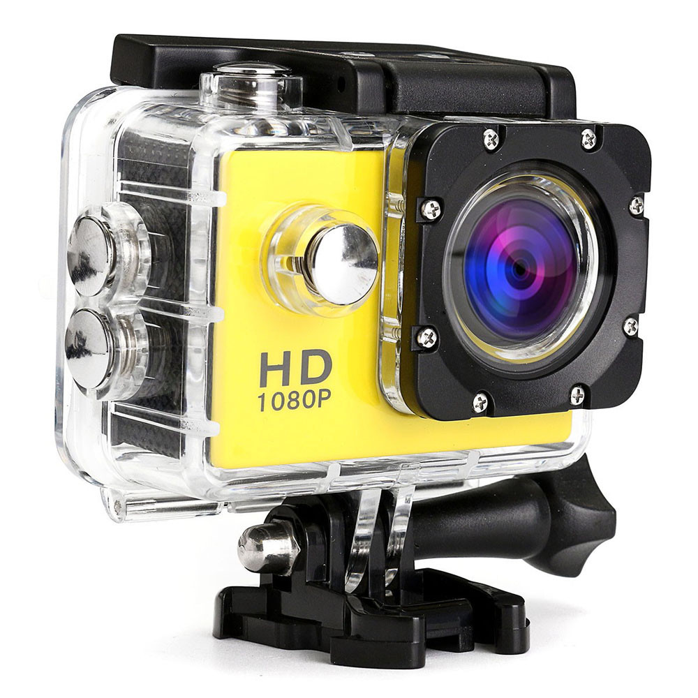 цена HIPERDEAL A7 Waterproof Full HD 1080P Sports Action Camera DVR Cam DV Video Camcorder Action Camera Electronics HD Video 1080P