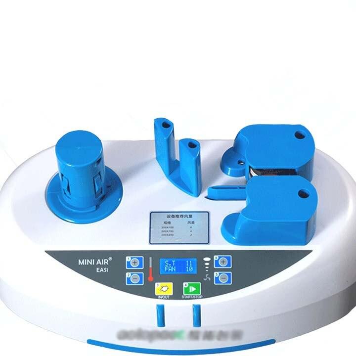 Machine portative d'enveloppe de bulle d'emballage de coussin d'air de Machine portative de fabricant d'oreiller d'air