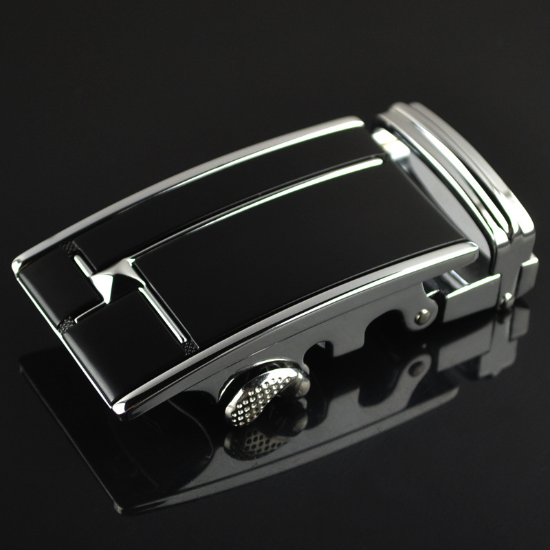 Men Automatic Fashionable Belt Buckle, Noble And Generous Belt, Business Pants, Belt Buckle, LY1741