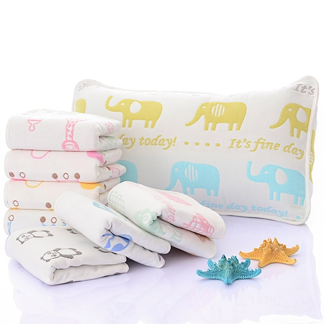 100 cotton pillowcase for children pillow case suitable for baby sensitive skin suction and breathable - Toddler Pillow Case