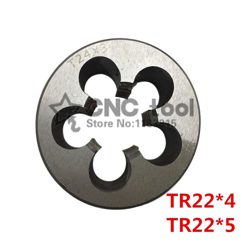Free shipping 1PCS TR22*5 die ,T = TR trapezoidal round die T die,Threading Lathe ToolsFree shipping 1PCS TR22*5 die ,T = TR trapezoidal round die T die,Threading Lathe Tools