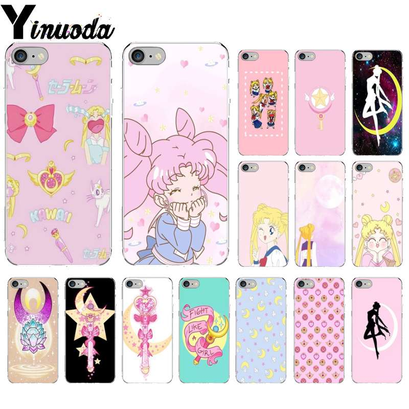 Cellphones & Telecommunications Babaite Sailor Moon Cat Novelty Fundas Phone Case Cover For Iphone 8 7 6 6s Plus 5 5s Se Xr X Xs Max Coque Shell