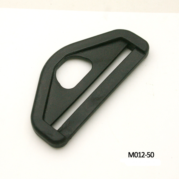Wholesale Free shipping 60pcs 50mm 2inch black adjustable buckles plastic  slider buckle for backpack webbing straps M012 50-in Buckles   Hooks from  Home ... 771cd62f35fcd