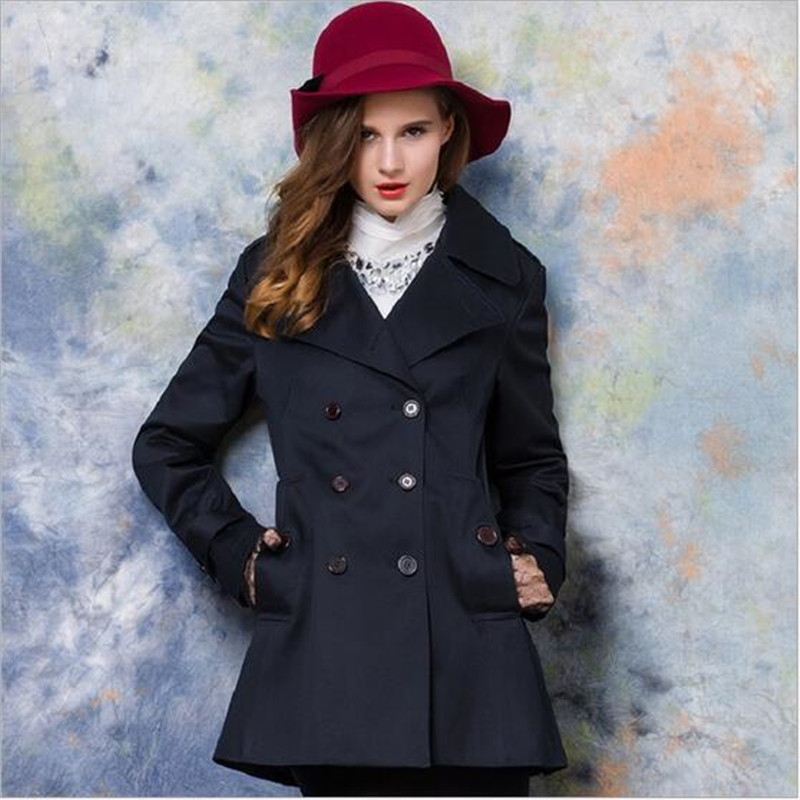Online Get Cheap Long Black Coats for Women -Aliexpress.com