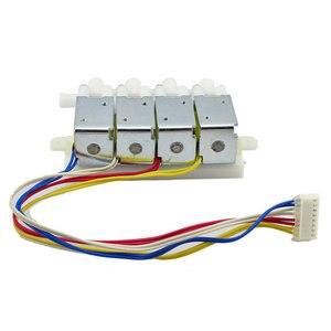 Image 3 - Электромагнитные клапаны Elecrow высокого качества для автоматического умного полива, 12 В постоянного тока