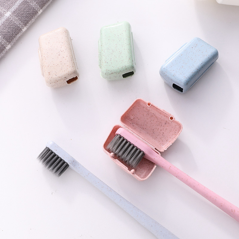 Baggage Boarding Suitcase-Holder Toothbrush-Cover-Case Packing-Organizer Travel-Accessories