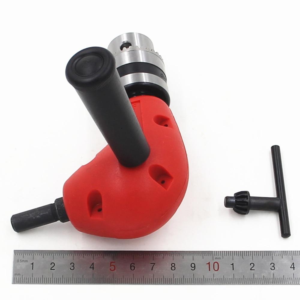 Ángulo ajustable 1-10mm Adaptador de portabrocas sin llave - Broca - foto 6