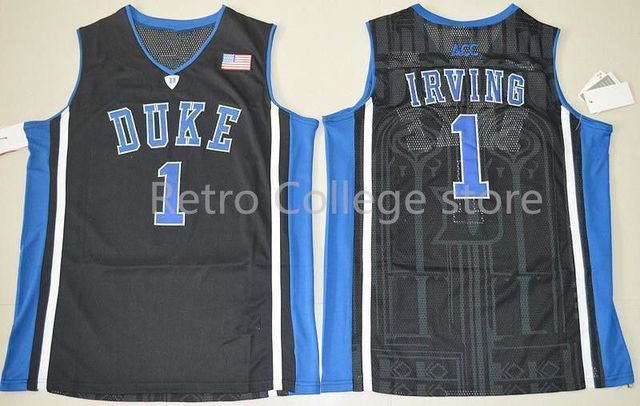 ... amazon 1 kyrie irving duke blue devils basketball jerseys mens 100  double stitched top quality b2a31 7cc1c9c5b