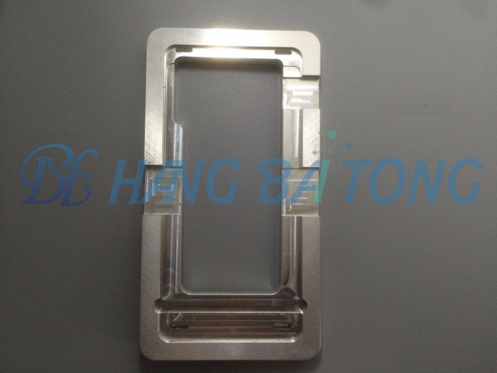 imágenes para Aleación de aluminio de alta Precisión Molde Localizar fixture Abrazaderas LCD Molde para samsung a3 a5 a7 2015 a310 a510 a710 2016 lcd molde