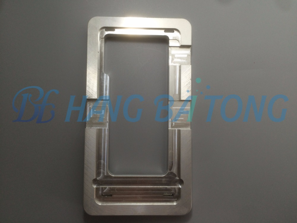 bilder für Hohe Präzision aluminium legierungsform leuchte Schellen LCD Lokalisieren Form für samsung a3 a5 a7 2015 a310 a510 a710 2016 lcd form