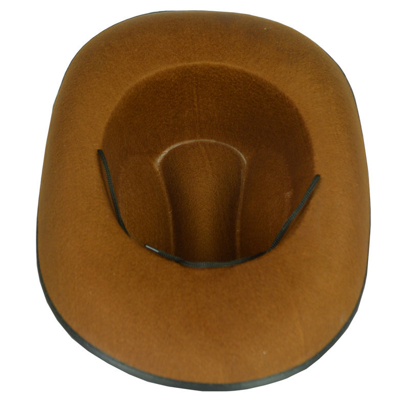 Game Red Dead Redemption 2 Hat Cosplay Cowboy Punk Hats Morgan Cos Western Vintage Cap Costumes Halloween Party Prop (14)
