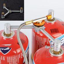 Адаптер 3 1 для кемпинга на открытом воздухе 230 г/450 г алюминиевый