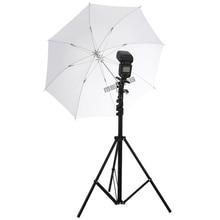 192cm 6.3ft Photo Studio Video Light Stand  tripod with Flash Bracket Umbrella Holder steadycam