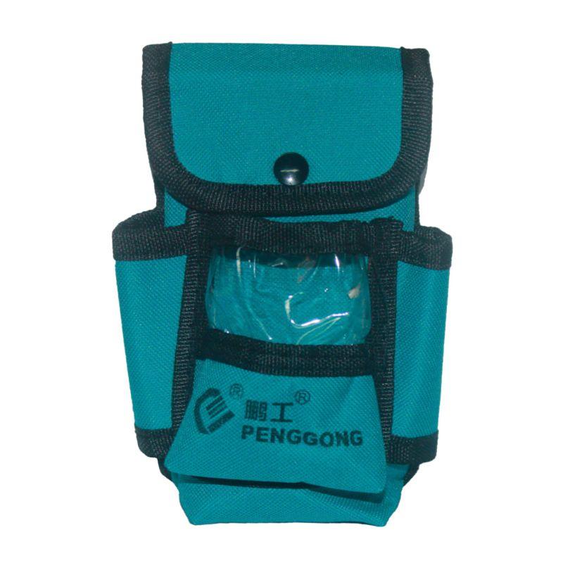 2019 New Portable Hardware Toolkit Machinist Waist Wear Bag Oxford Cloth Multi Organize Pockets Electrician Worker DIY