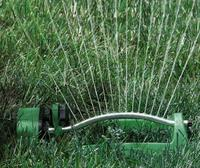1 2 Inch 16 Hole Nozzle Automatic Swing Water Sprinkler Spray Diameter Of 8 10m Drip