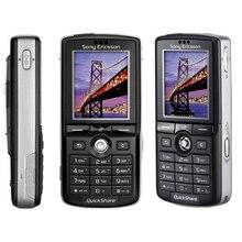 Sony ericsson k750 celular desbloqueado, recondicionado k750c, teclado em inglês