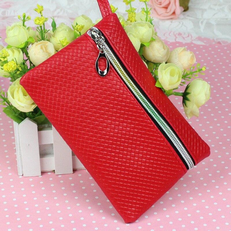 2018 Women Purse Ladies Day Clutch Coin Pocket Women Bags Purse for Coin Mini clutch Women Wallet Zipper Bag Small Purse PY101