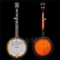 5 strings Banjo of Afanti Music guitar factory (ABJ 900)