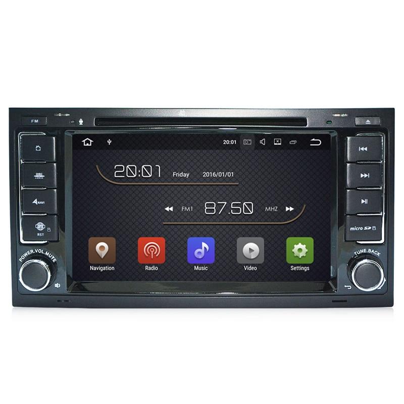 Android 8.1 1024 * 600 7 hüvelykes autós DVD GPS rádió lejátszó - Autóelektronika