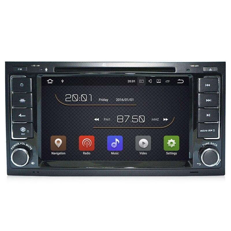 Android 8.1 1024 * 600 7 inch Auto DVD GPS Radio Speler Voor - Auto-elektronica