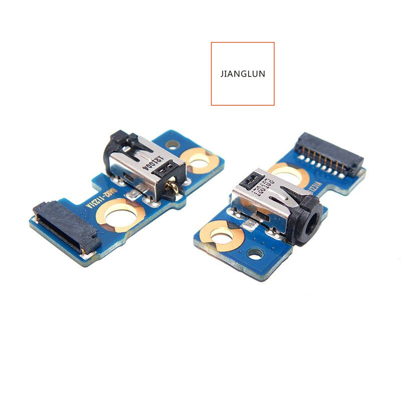 JIANGLUN DC Power Jack Charging Port Board For Samsung XE500T1C TABLET BA92 11231A