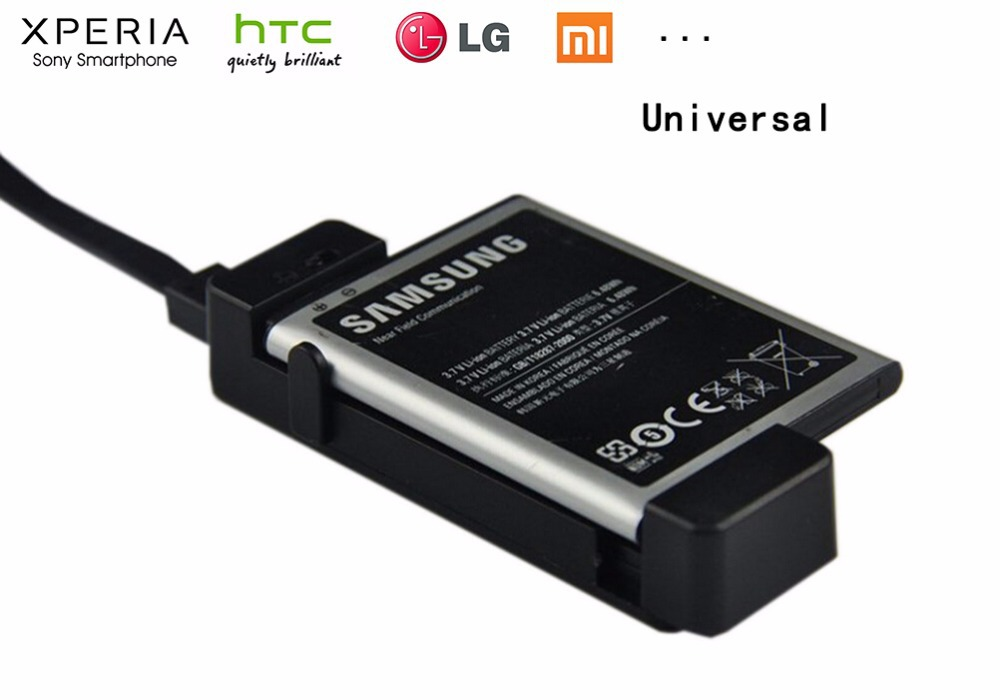 Universal Spare Mini Usb Smart Li Ion Battery Charger Dock