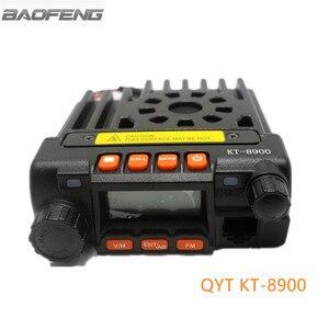 미니 자동차 라디오 qyt kt8900 듀얼 밴드 모바일 라디오 트랜시버 워키 토키 vhf/uhf 자동차 버스