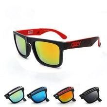 2dfffee008b5 Folding Sunglasses KEN BLOCK Brand Designer Sun Glasses Reflective Coating  Square Spied For Men And Women Rectangle Gafas De Sol