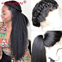 180% курчавые прямые парики на сетке 360, перуанские парики на сетке, Парики Yaki на сетке, предварительно выщипанные Детские волосы, парик на сетке без повреждений