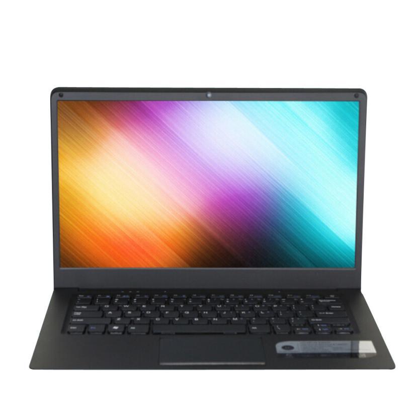 Ultra thin Quad Core Laptop 14'' Screen Display 1366*768pixel 4G+64G Windows10 JA15