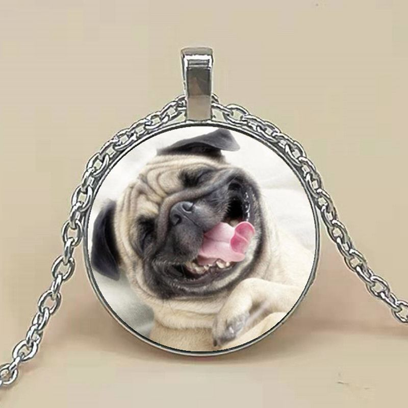 SEIRAA Funny Dog Lover Gift Life is Better with A Pitbull Keychain Pitbull Mom Gift Pitbull Jewelry Gift for Pitbull Lover