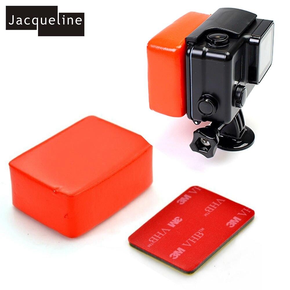 Jacqueline til Tilbehør Outdoor Bundle Kit Set til Gopro Hero HD 6 5 - Kamera og foto - Foto 5