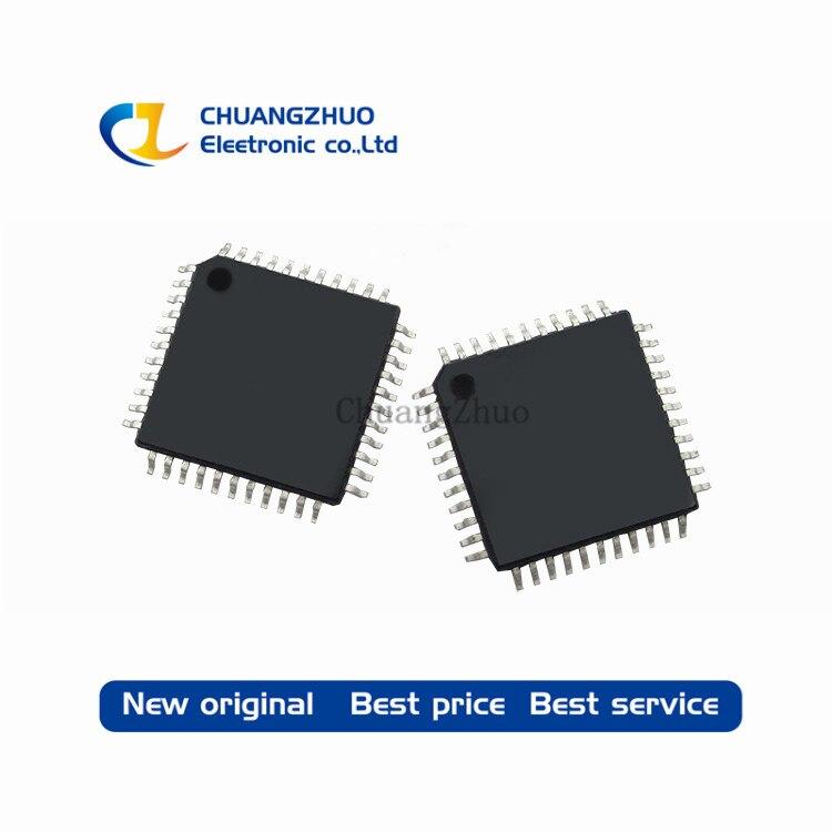 10pcs lot New original MC9S08JM60CLD MC9S08JM60 1M36H QFP 44