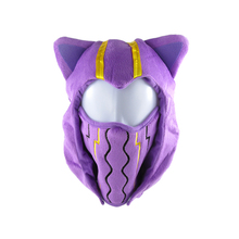 Brdwn Hot TV game the Heart of Tempest Kennen cosplay mask hat doll accessories