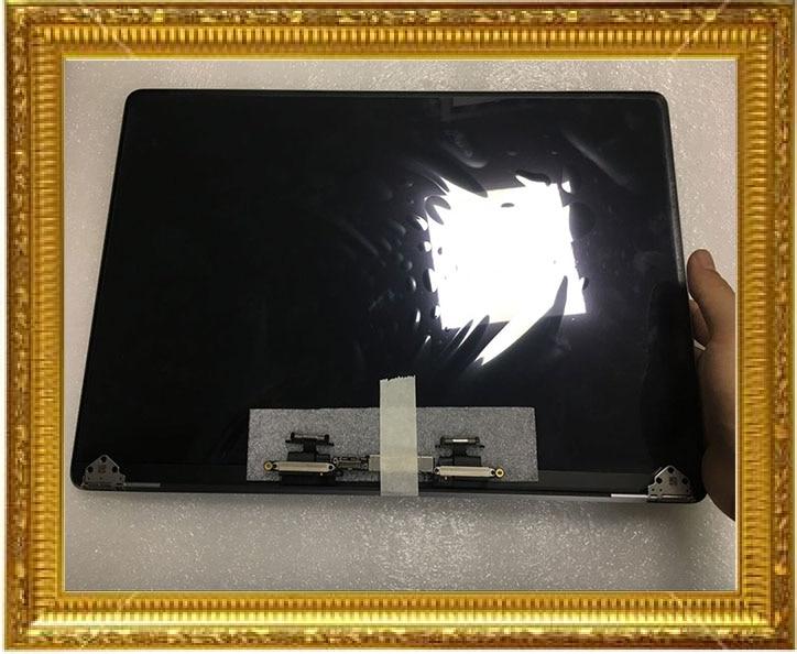 """Oryginalna nowa szary kolor srebrny A1707 wyświetlacz LCD montaż 2016 2017 dla Macbook Pro Retina 15 """"A1707 ekran LCD kompletny montaż w Ekrany LCD do laptopów od Komputer i biuro na AliExpress - 11.11_Double 11Singles' Day 1"""