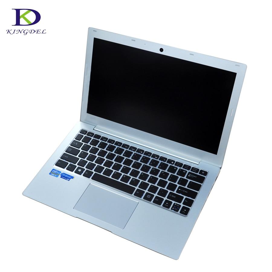 UltraSlim font b Laptop b font computer i7 7th Gen CPU Dual Core i7 7500U win10