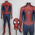 High Quality New Amazing Spiderman Suit 3D Printing Spiderman Cosplay Costume With Mask Hero Spiderman Spandex Suit