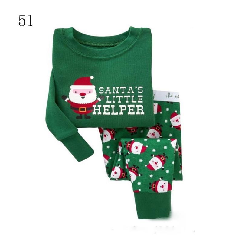 Online Get Cheap Kids Christmas Pajamas for Girls -Aliexpress.com ...