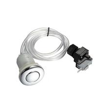 Мусоропровод эволюции insinkerator гидромассажной отходов пищевых пневматический выключатель оборудования воздушный кнопка