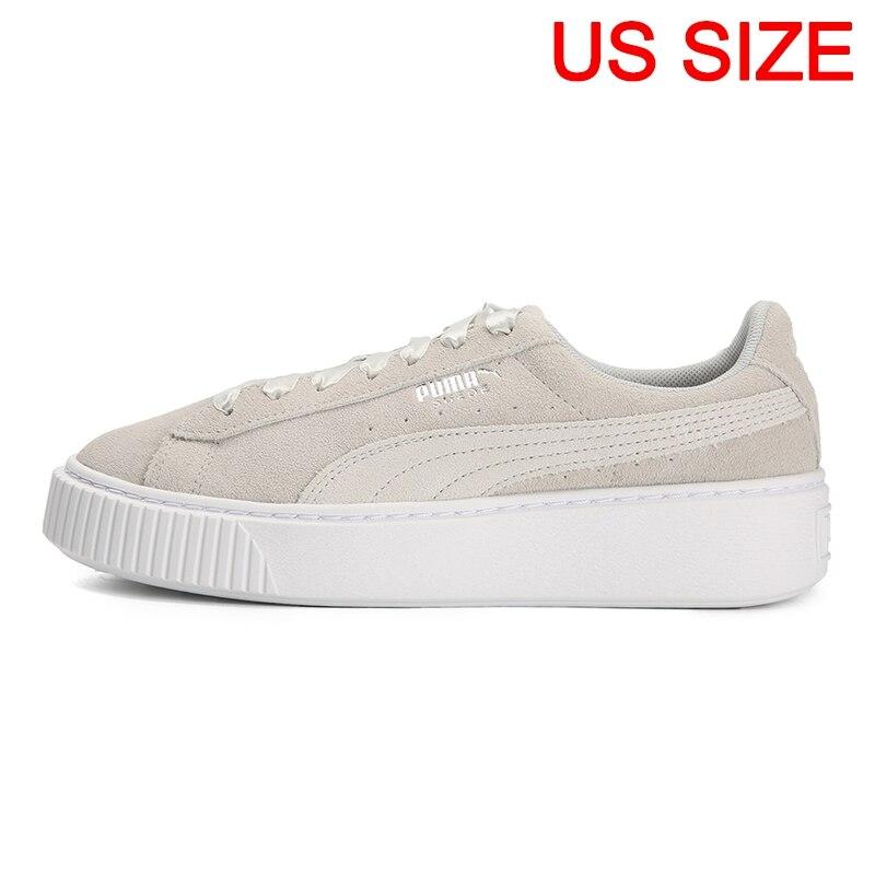 US $122.5 30% OFF|Original New Arrival 2019 PUMA Platform Galaxy Wn's Women's Skateboarding Shoes Sneakers in Skateboarding from Sports &