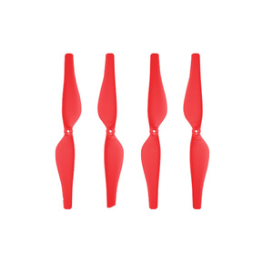 Image 3 - 4 pair Propeller Prop Blade + 2 pair propellers Protection Cover Guard for RC DJI TELLO Drone Accessories